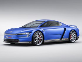 Ver foto 6 de Volkswagen XL Sport Concept 2014