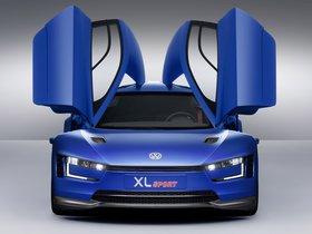 Ver foto 4 de Volkswagen XL Sport Concept 2014