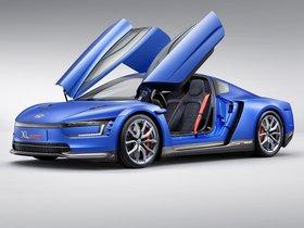 Ver foto 13 de Volkswagen XL Sport Concept 2014