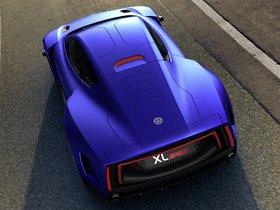 Ver foto 10 de Volkswagen XL Sport Concept 2014