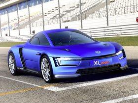 Ver foto 8 de Volkswagen XL Sport Concept 2014