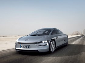 Ver foto 1 de Volkswagen XL1 Concept 2011