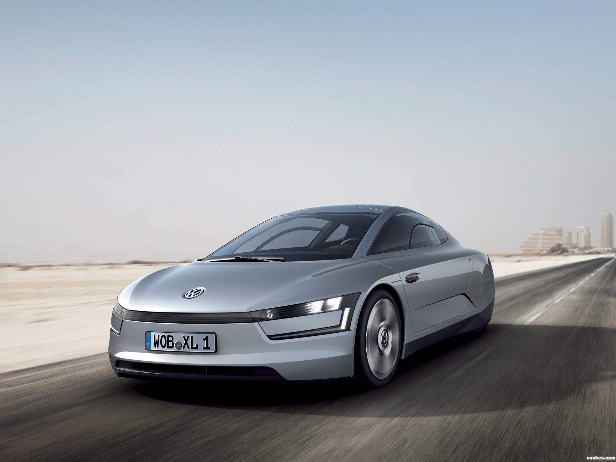 Foto 0 de Volkswagen XL1 Concept 2011