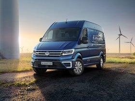 Fotos de Volkswagen e-Crafter Concept 2016