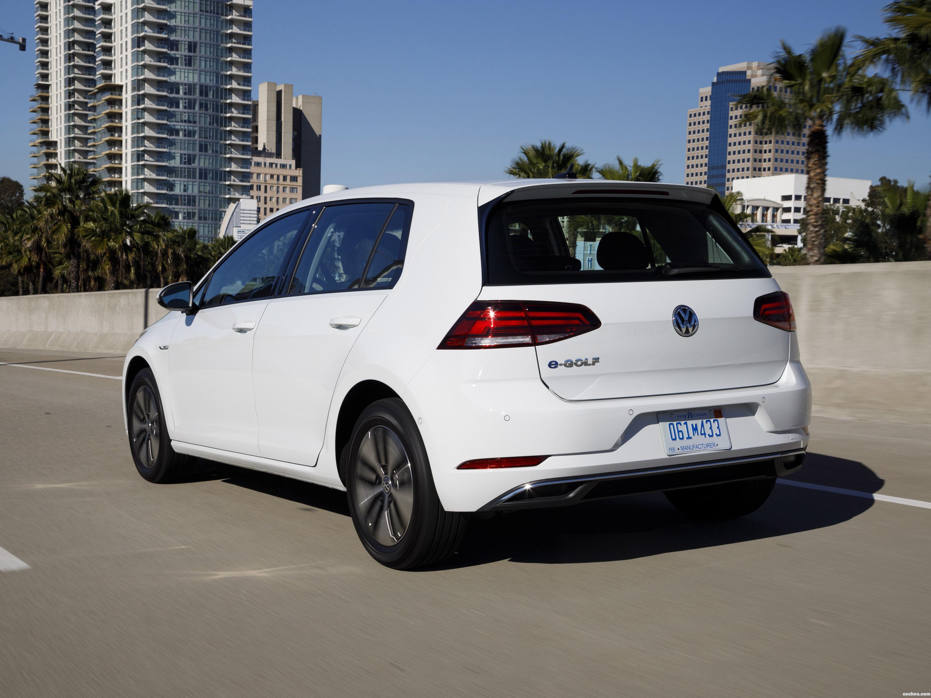 Foto 9 de Volkswagen e-Golf USA  2017