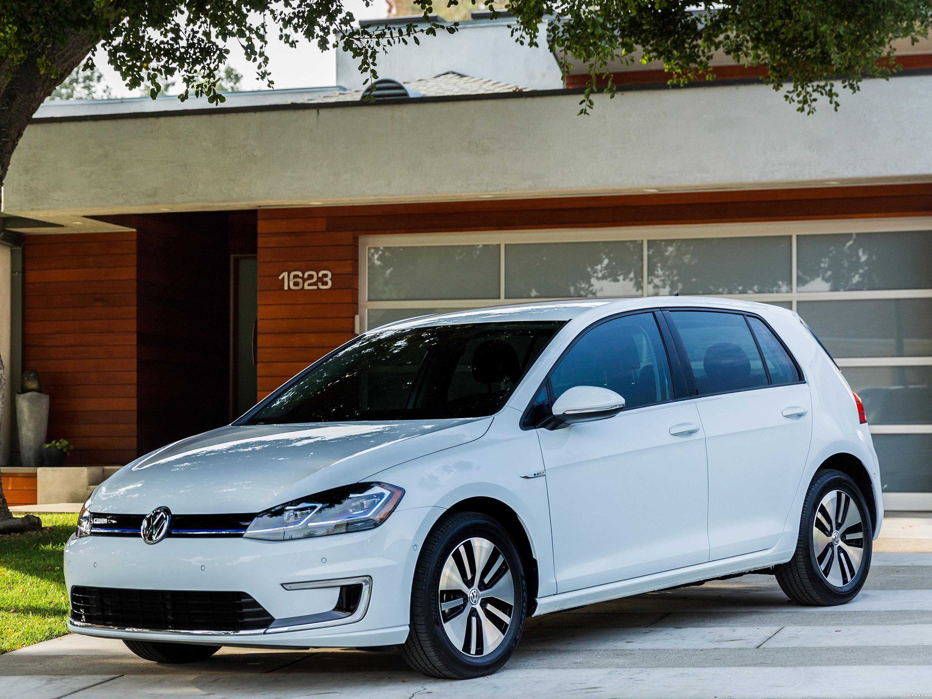 Foto 1 de Volkswagen e-Golf USA  2017
