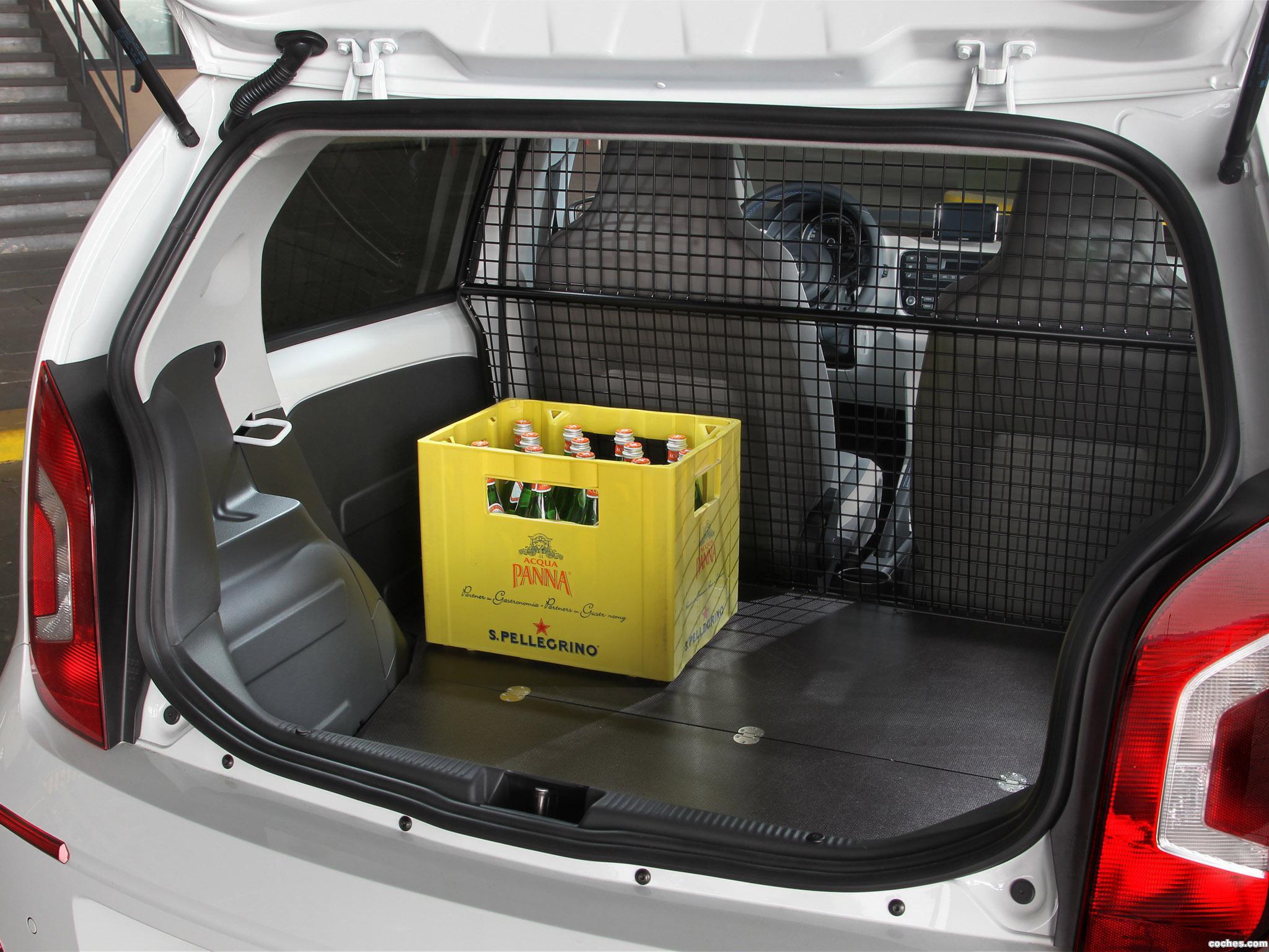 Foto 5 de Volkswagen e-Load Up! Concept 2014