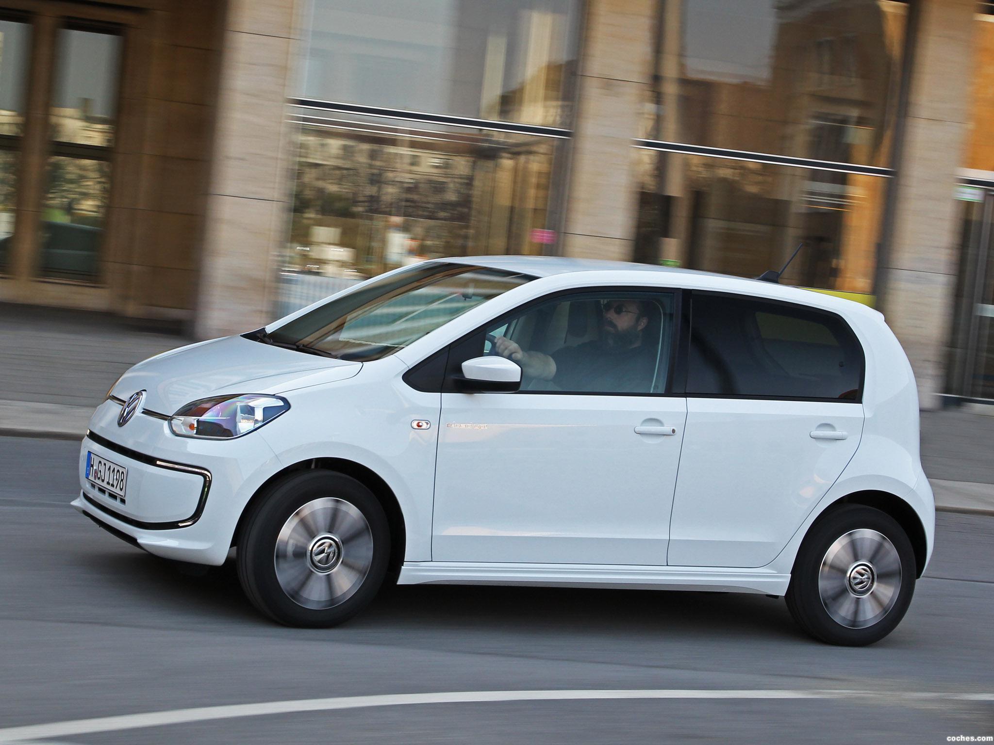 Foto 2 de Volkswagen e-Load Up! Concept 2014