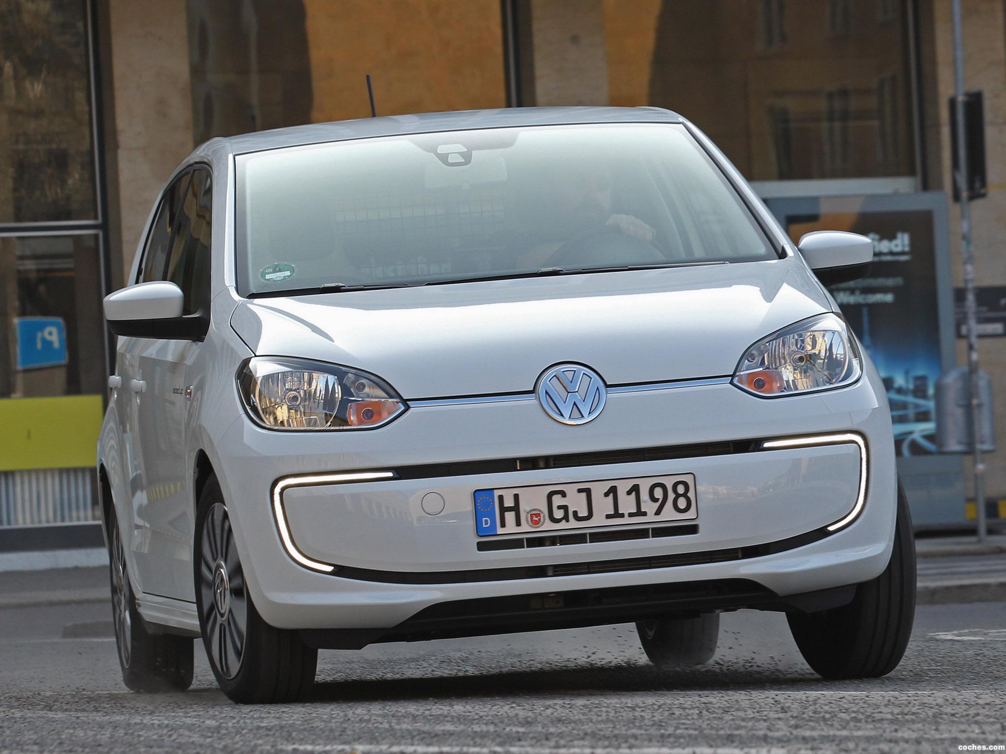 Foto 1 de Volkswagen e-Load Up! Concept 2014