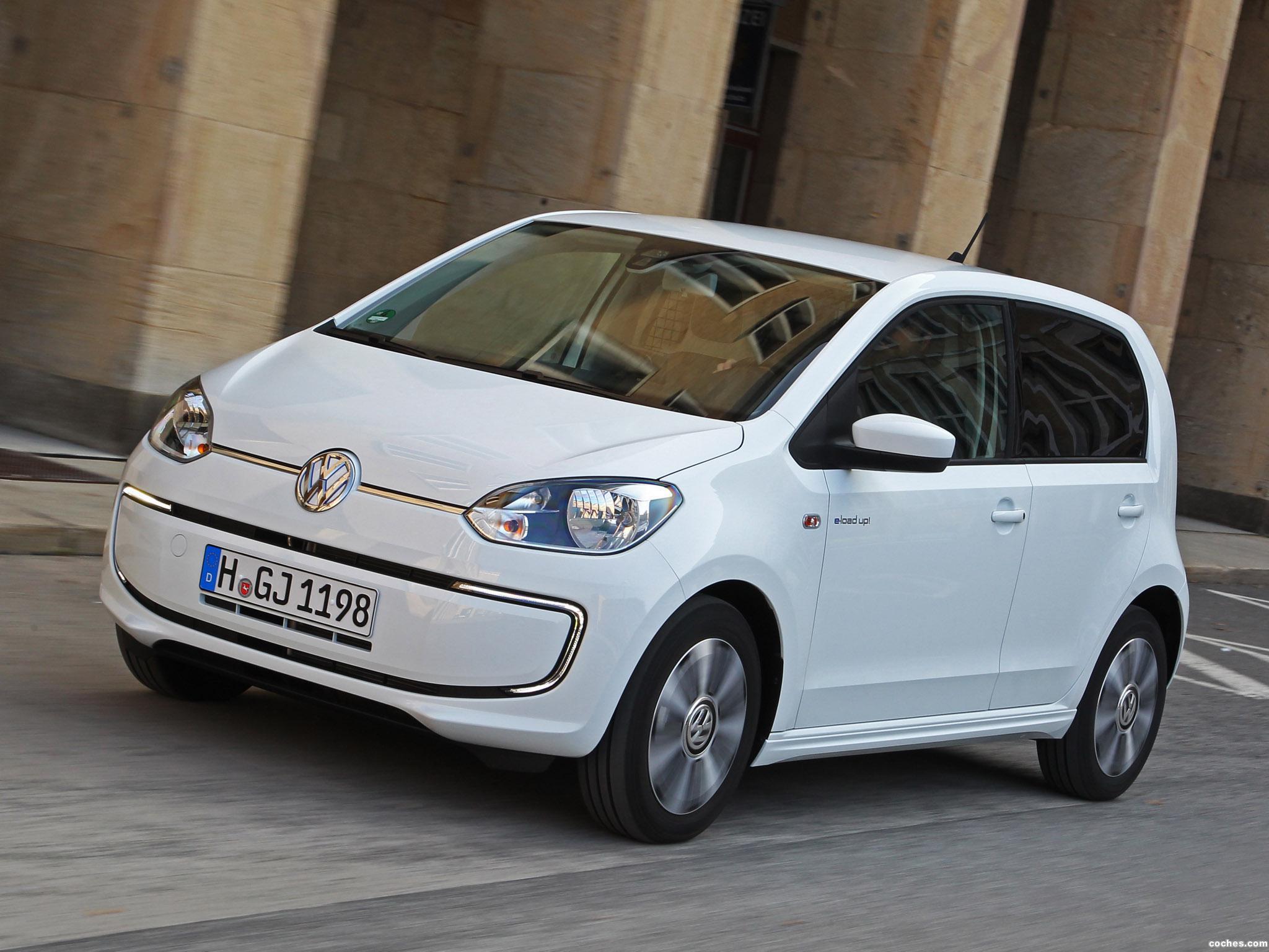 Foto 0 de Volkswagen e-Load Up! Concept 2014