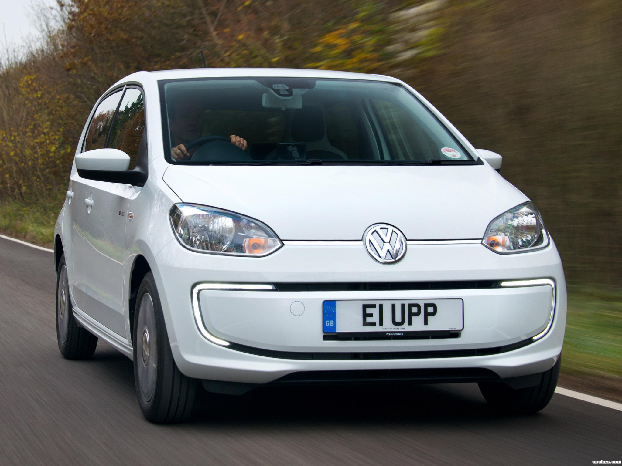 Foto 0 de Volkswagen e-Up! UK 2013