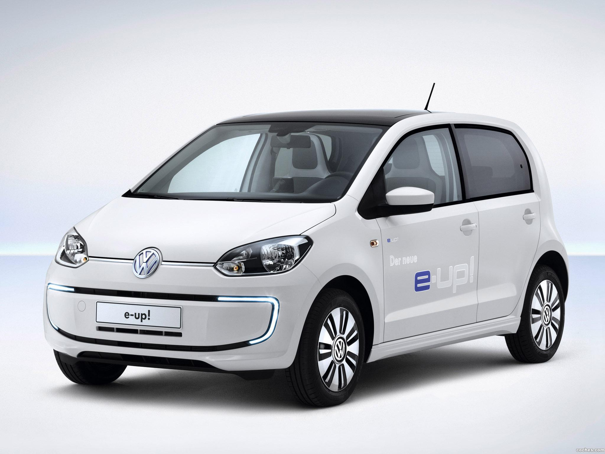 Foto 0 de Volkswagen e-Up! 2014