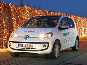 Fotos de Volkswagen e-Up! Concept 2012