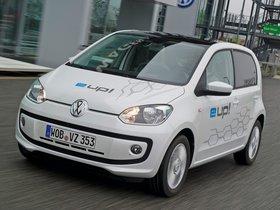 Ver foto 7 de Volkswagen e-Up! Concept 2012