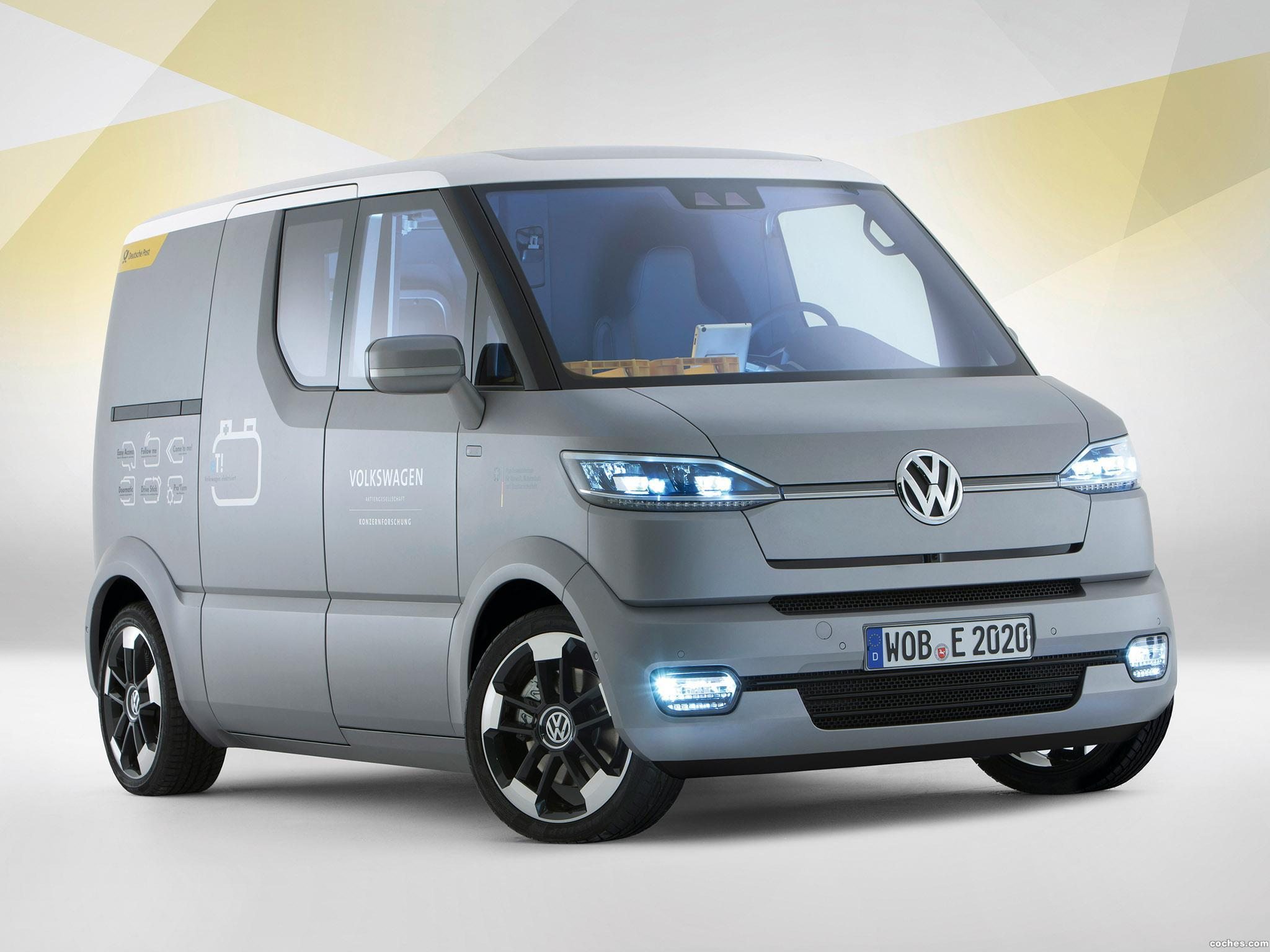 Foto 0 de Volkswagen eT! Concept 2011