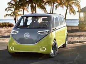 Fotos de Volkswagen ID Buzz 2017