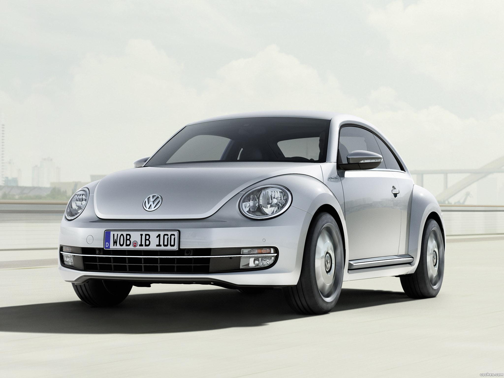 Foto 0 de Volkswagen  iBeetle 2013