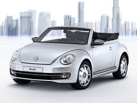 Fotos de Volkswagen iBeetle Cabriolet 2013