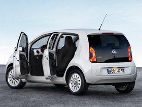 Ver foto 10 de Volkswagen Up! 5 puertas 2012
