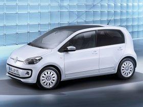 Ver foto 3 de Volkswagen Up! 5 puertas 2012
