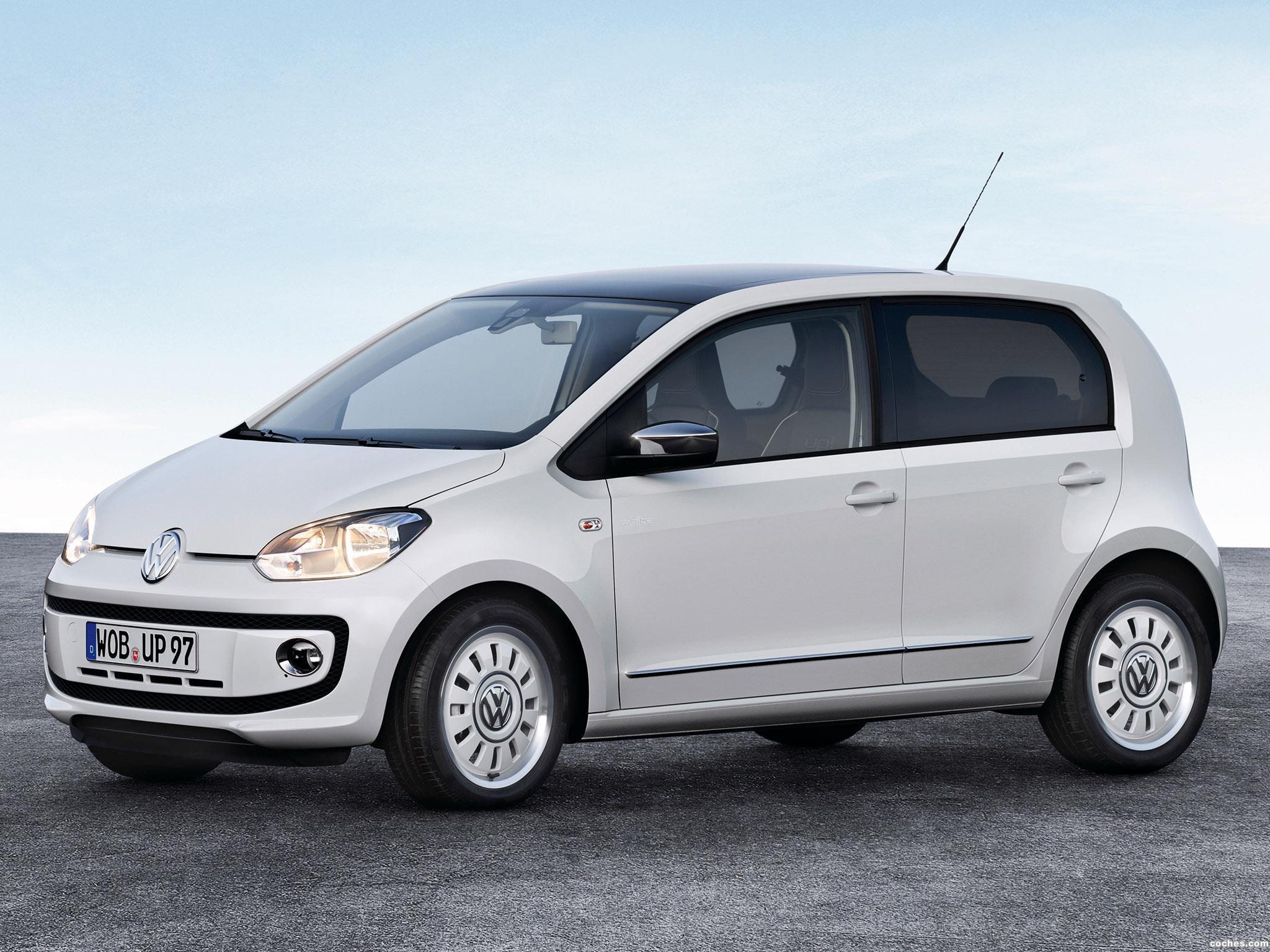 Foto 0 de Volkswagen Up! 5 puertas 2012