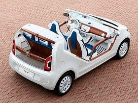 Ver foto 7 de Volkswagen Up! Azzurra Sailing Team Concept 2011