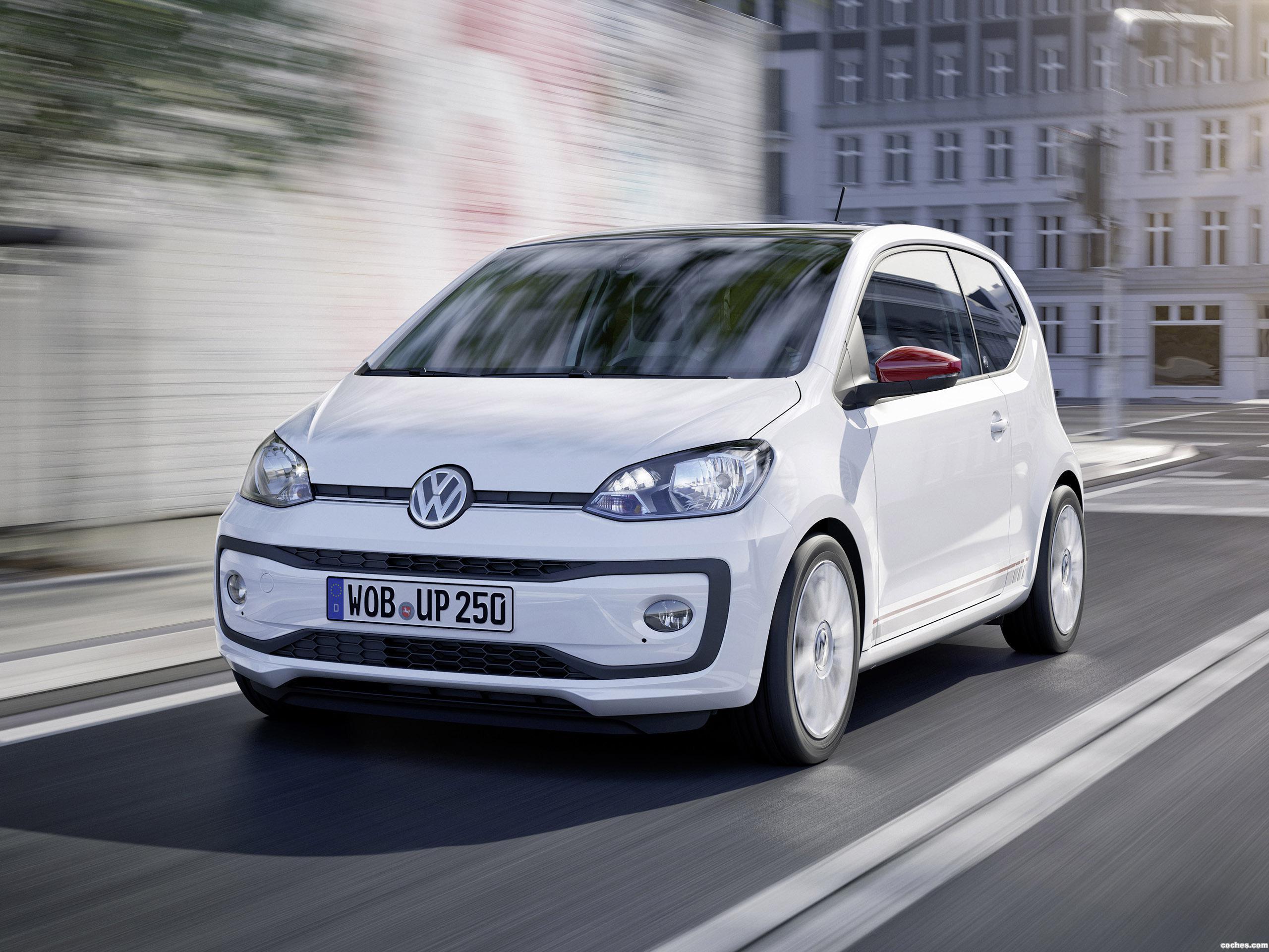Foto 0 de Volkswagen up! Beats 2016