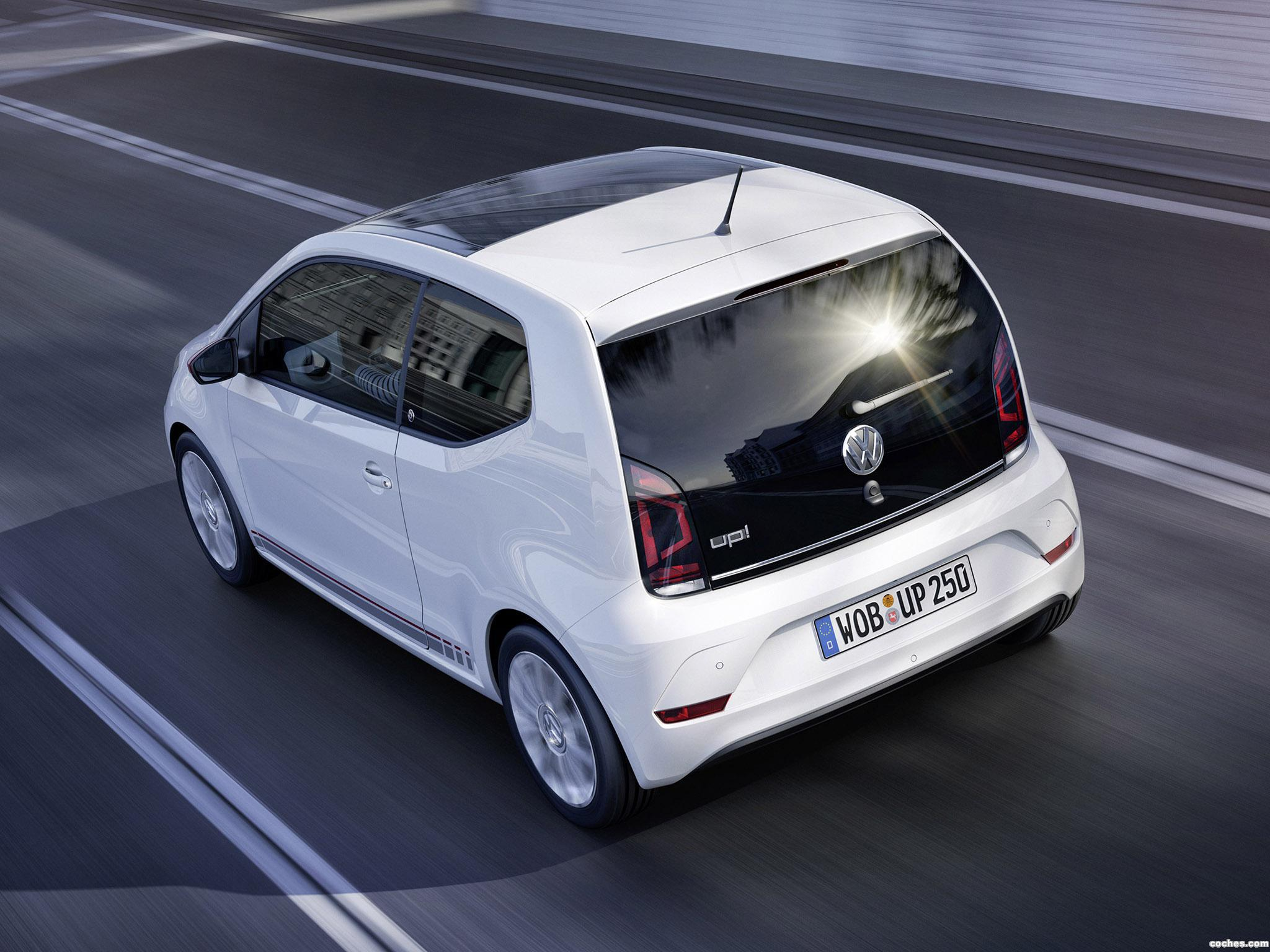 Foto 3 de Volkswagen up! Beats 2016