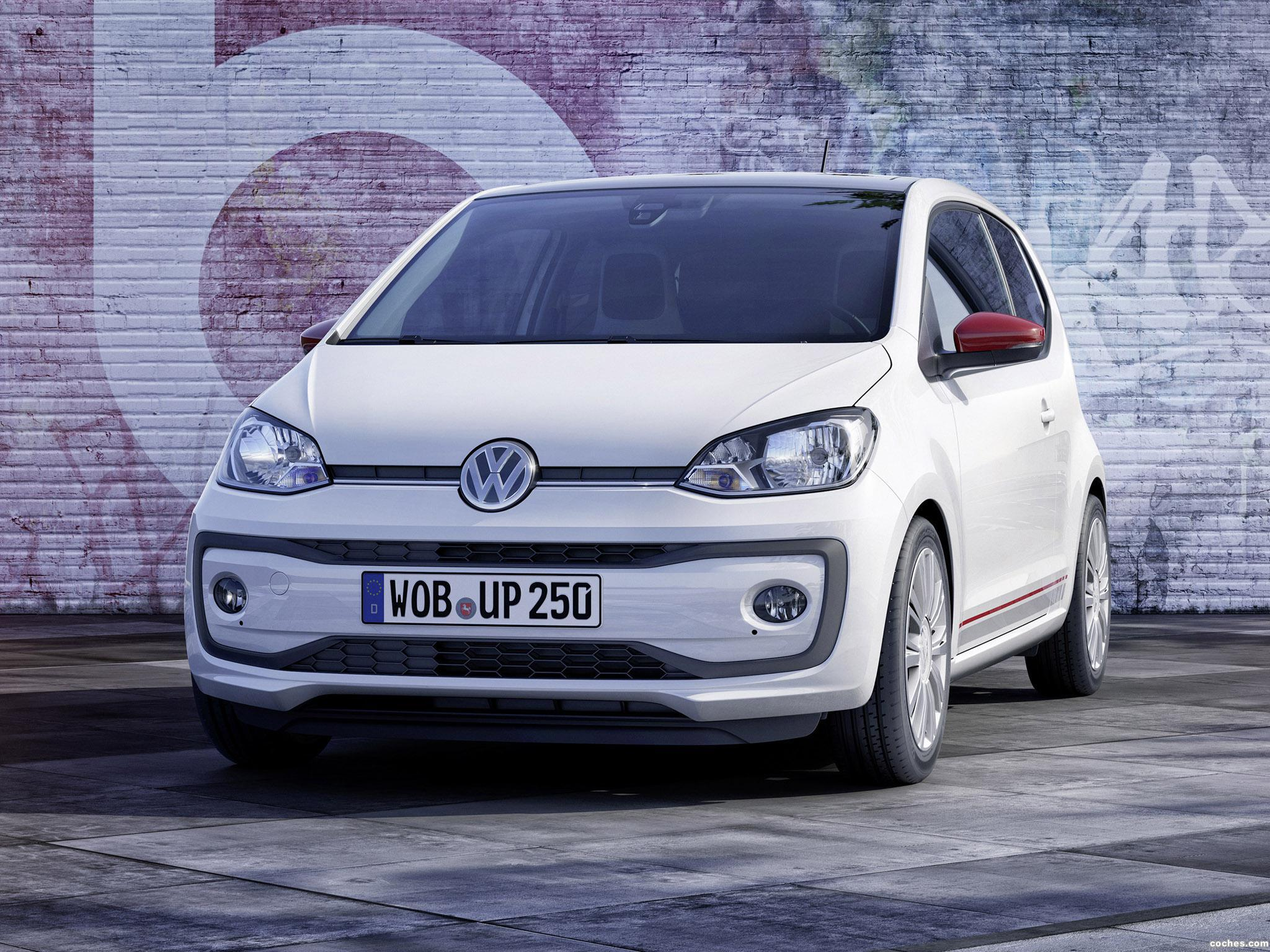 Foto 1 de Volkswagen up! Beats 2016