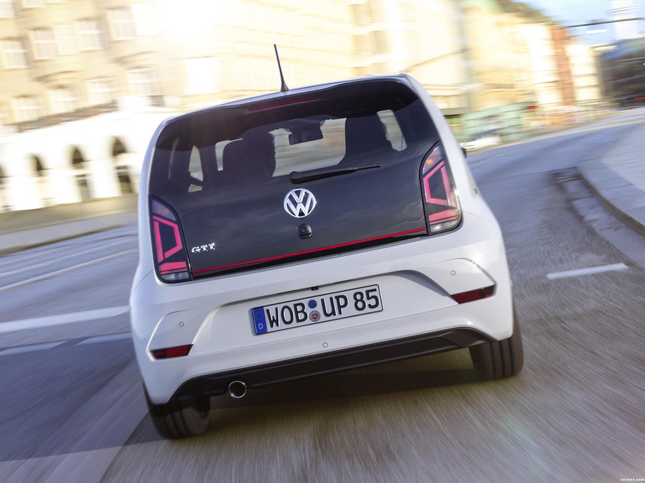 Foto 1 de Volkswagen Up! GTI Concept  2017