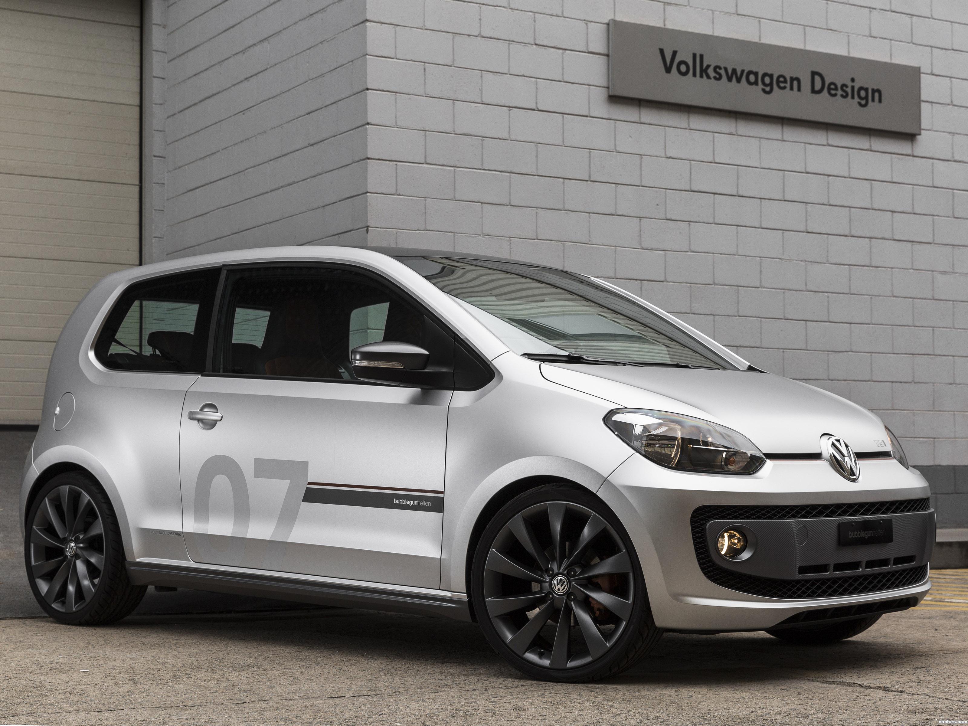 Foto 0 de Volkswagen up! TSI Concept 2015