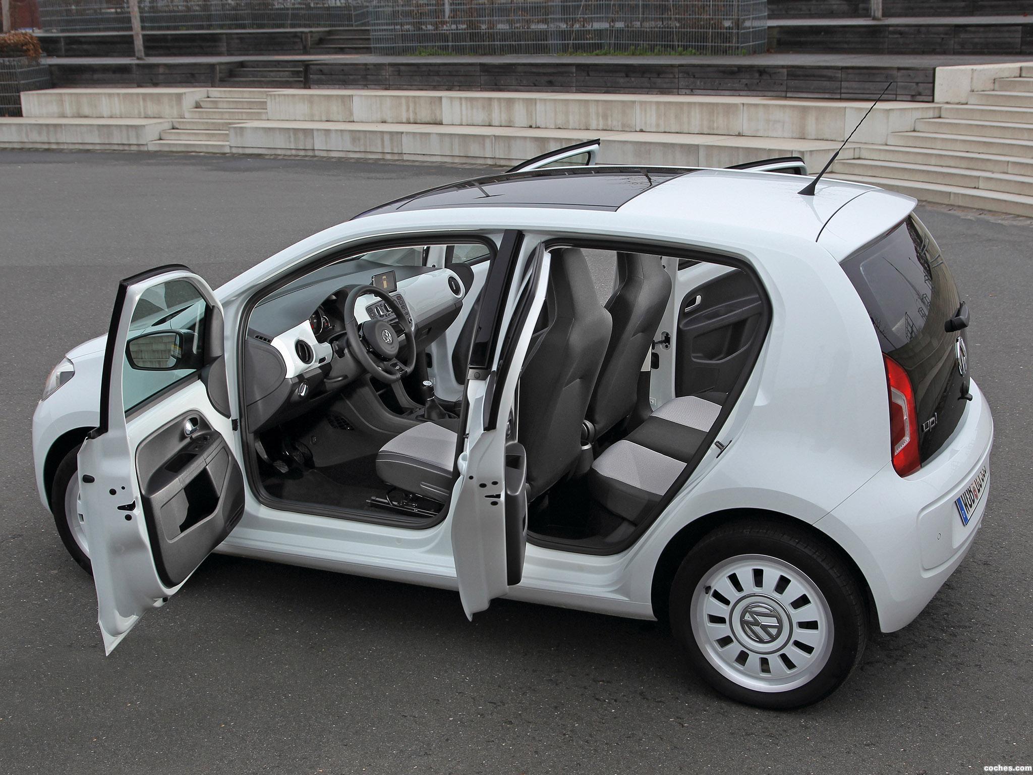 Foto 7 de Volkswagen Up! White 5 puertas 2012