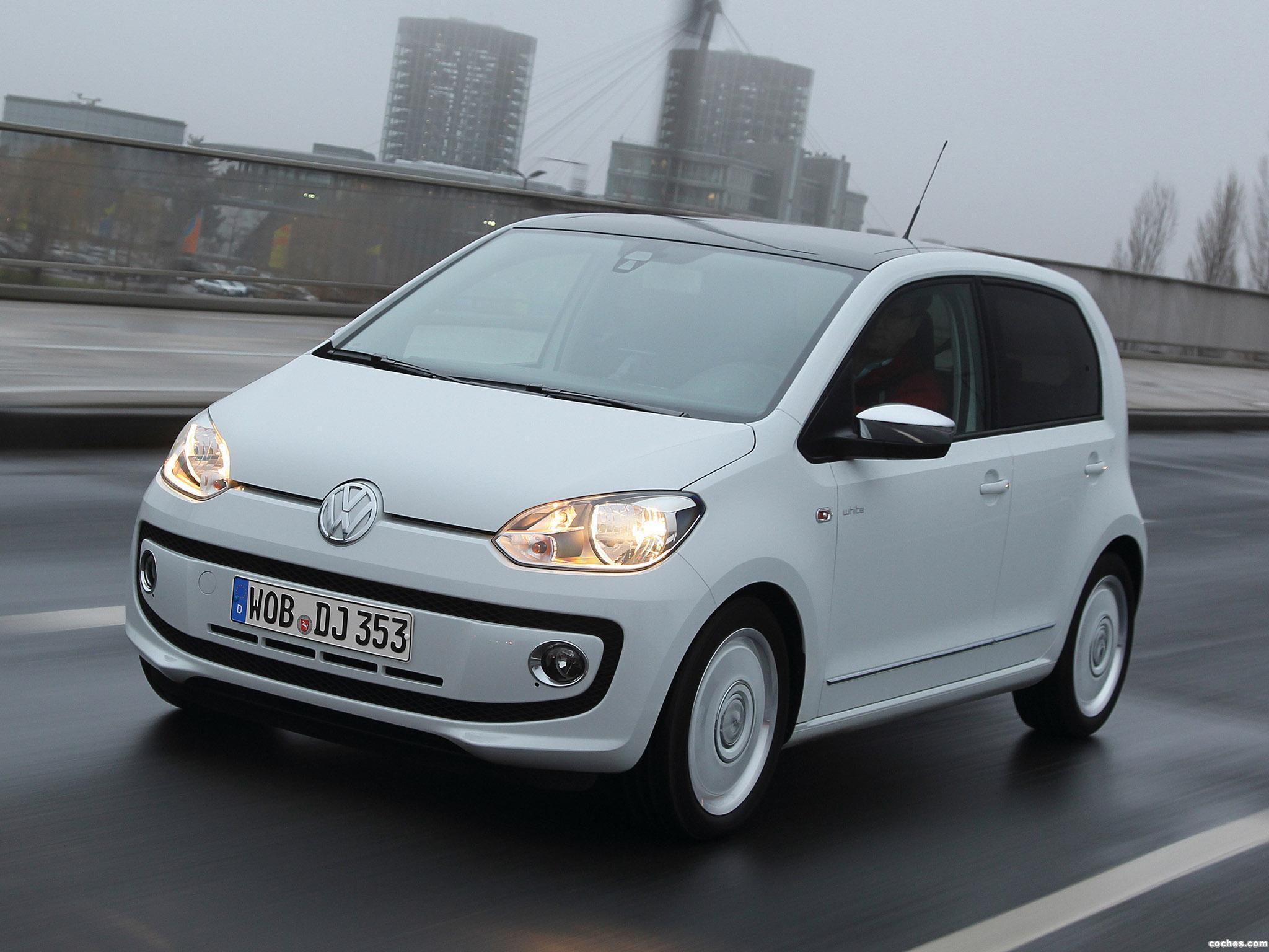 Foto 5 de Volkswagen Up! White 5 puertas 2012