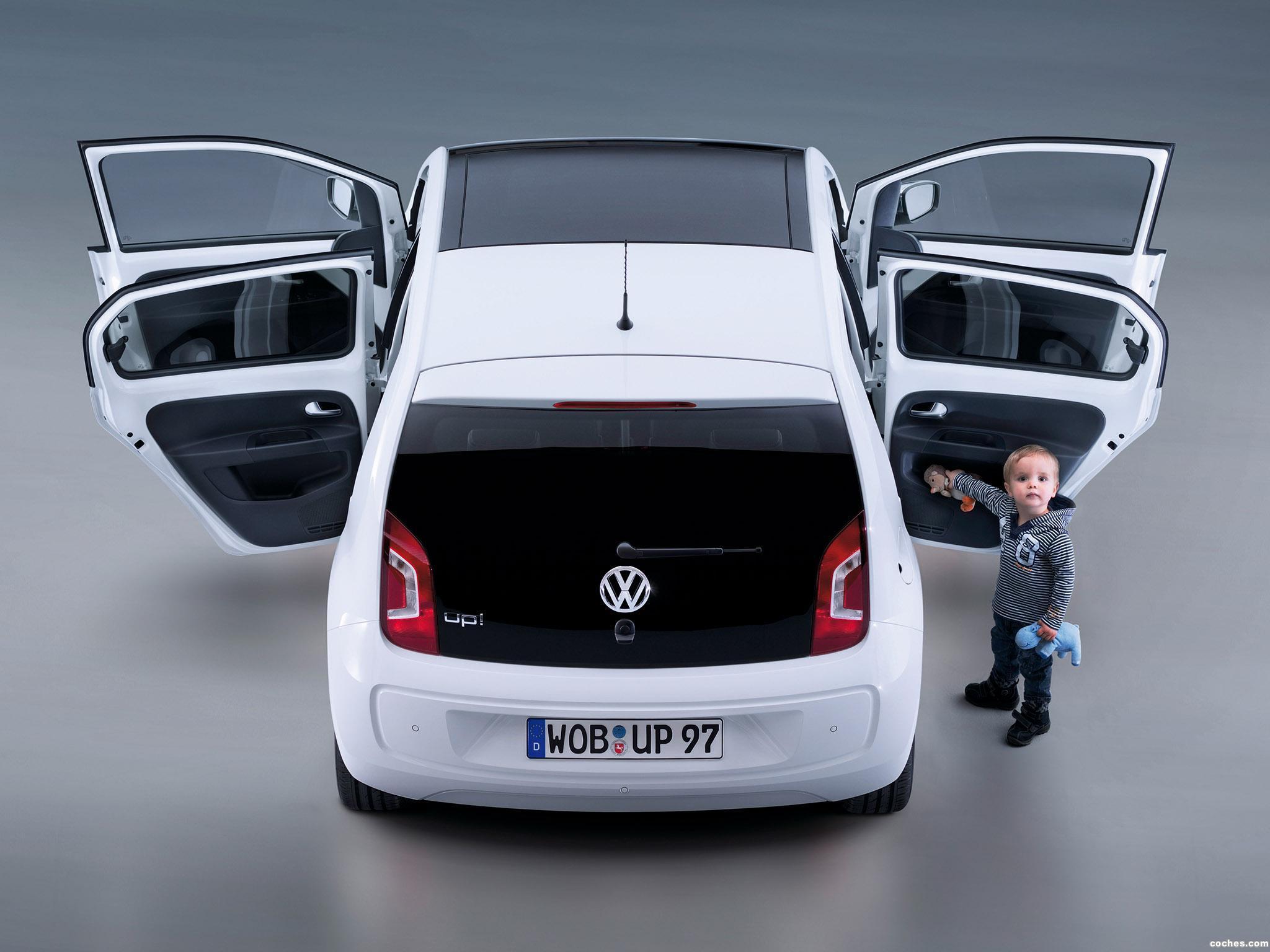 Foto 16 de Volkswagen Up! White 5 puertas 2012