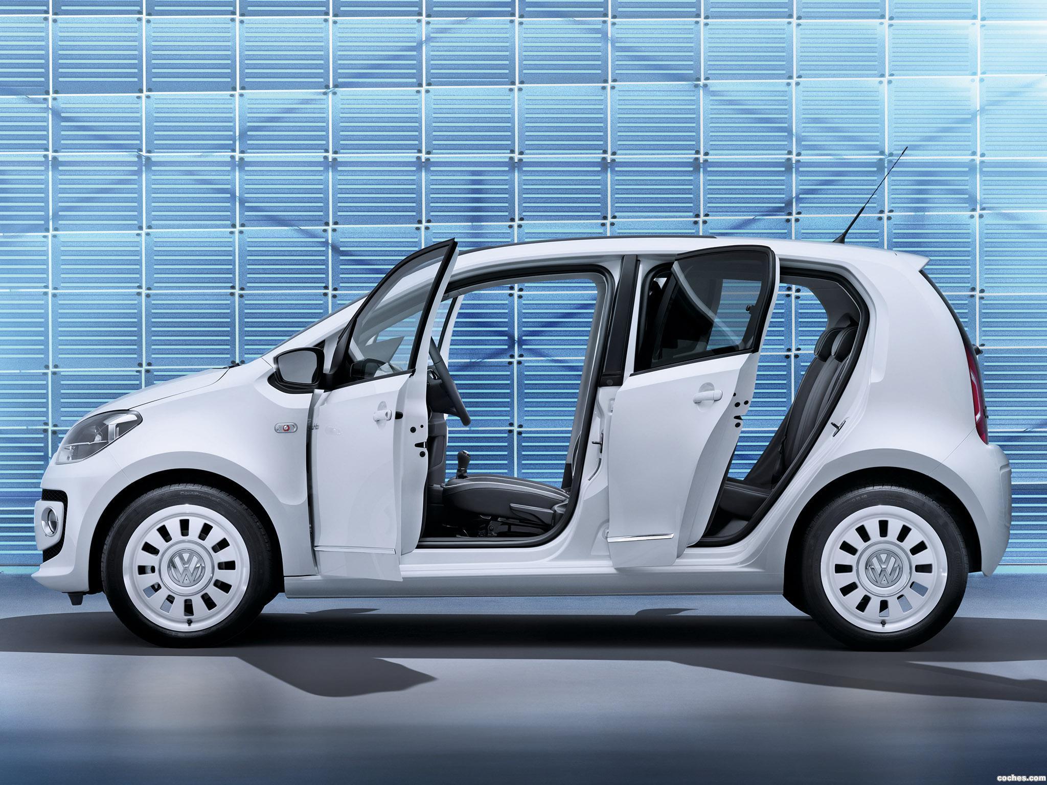 Foto 14 de Volkswagen Up! White 5 puertas 2012