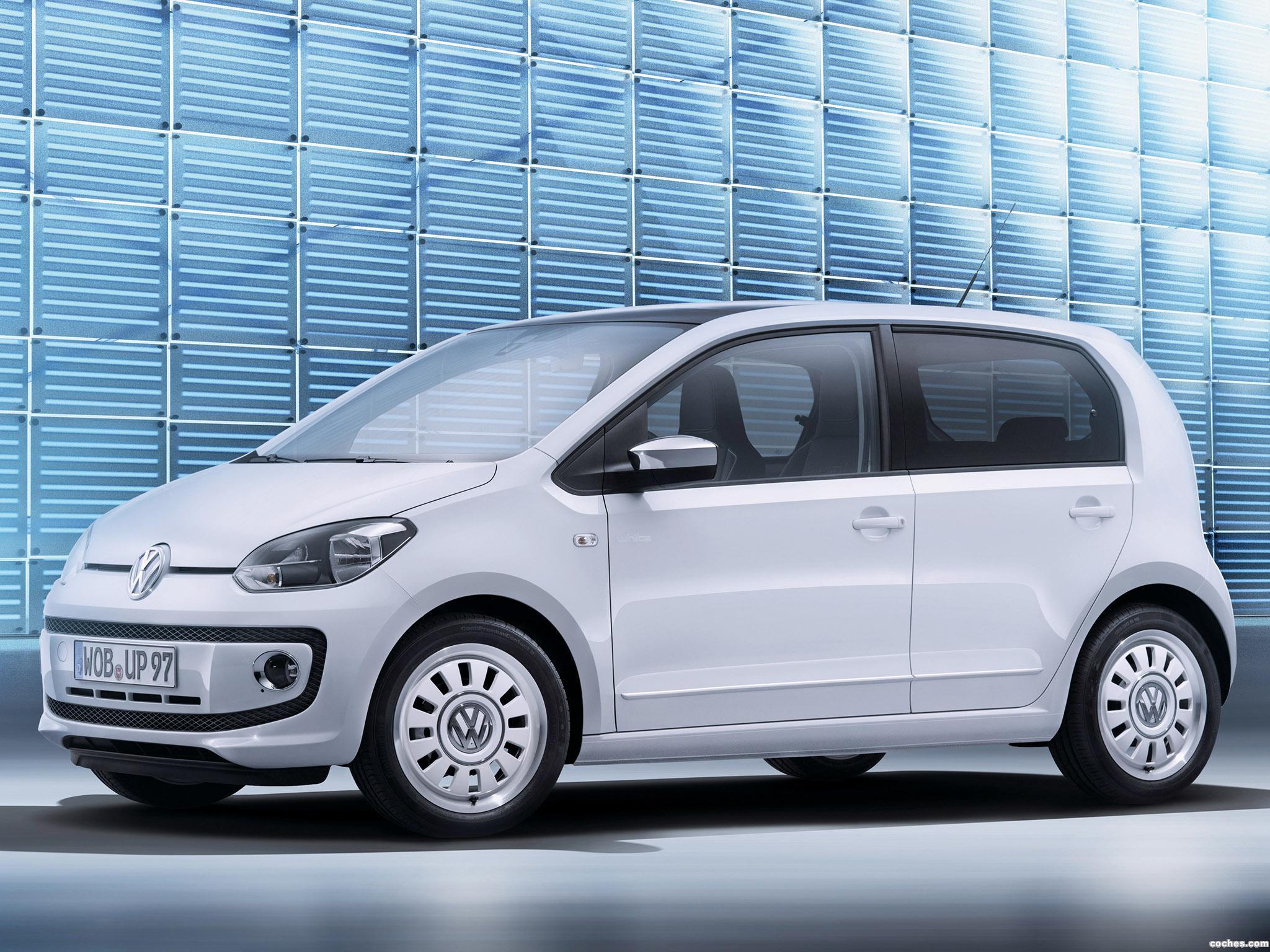 Foto 11 de Volkswagen Up! White 5 puertas 2012