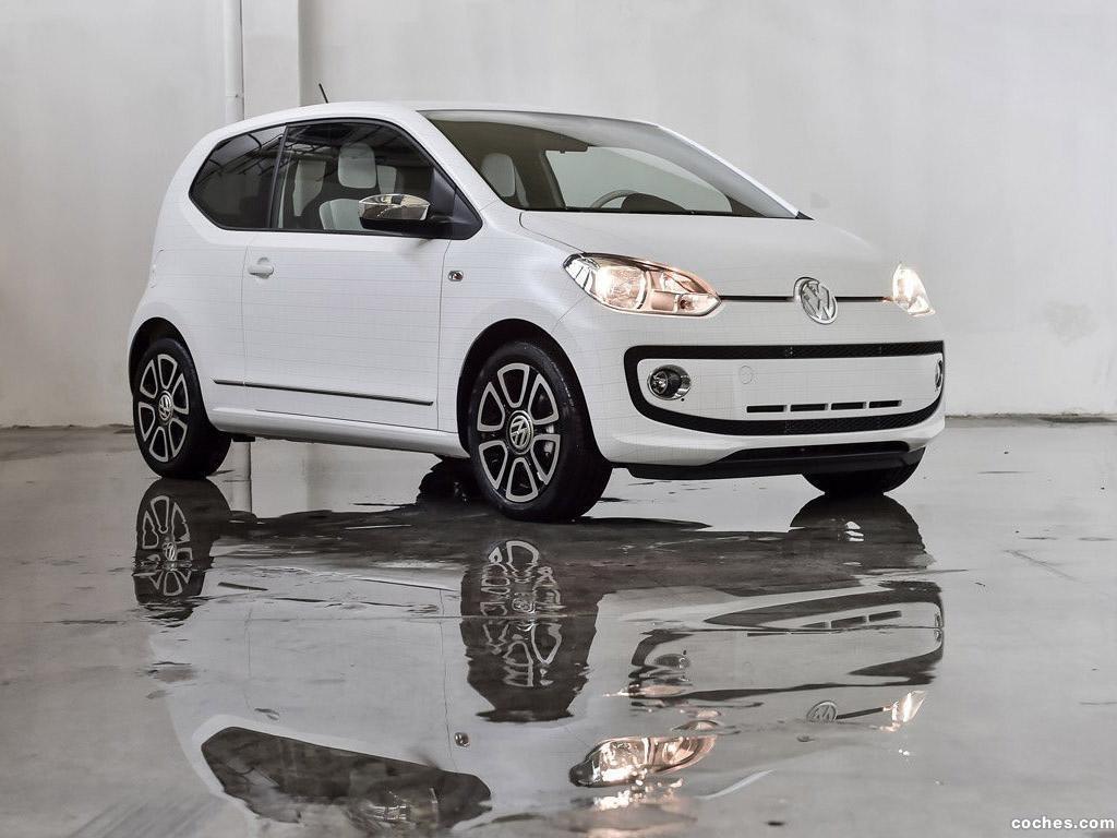 Foto 0 de Volkswagen Up! by Garage Italia Customs 2015
