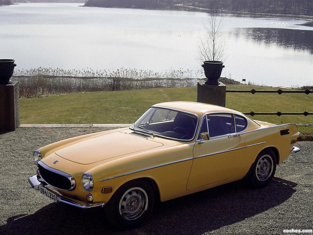 Foto 1 de Volvo 1800 E 1970