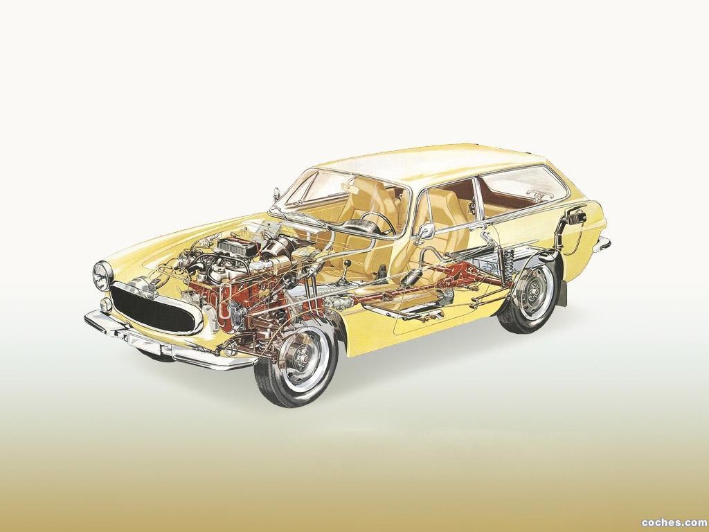 Foto 15 de Volvo 1800 ES 1972
