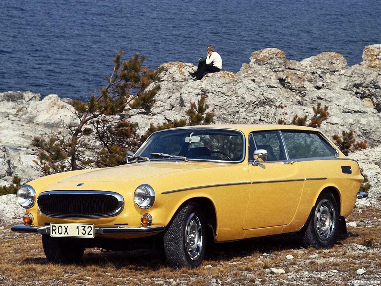 Foto 6 de Volvo 1800 ES 1972