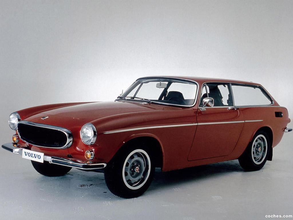 Foto 5 de Volvo 1800 ES 1972