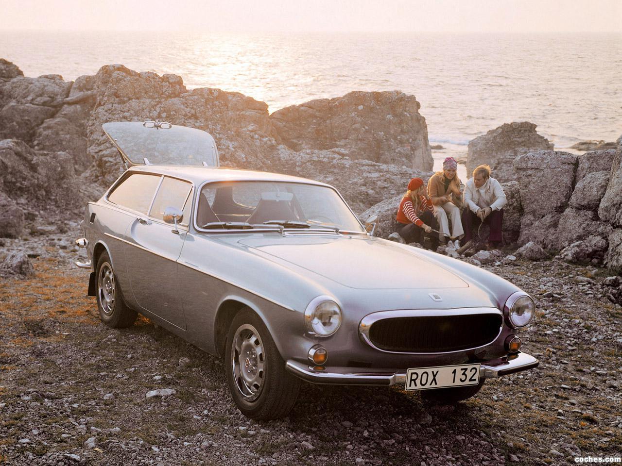 Foto 4 de Volvo 1800 ES 1972