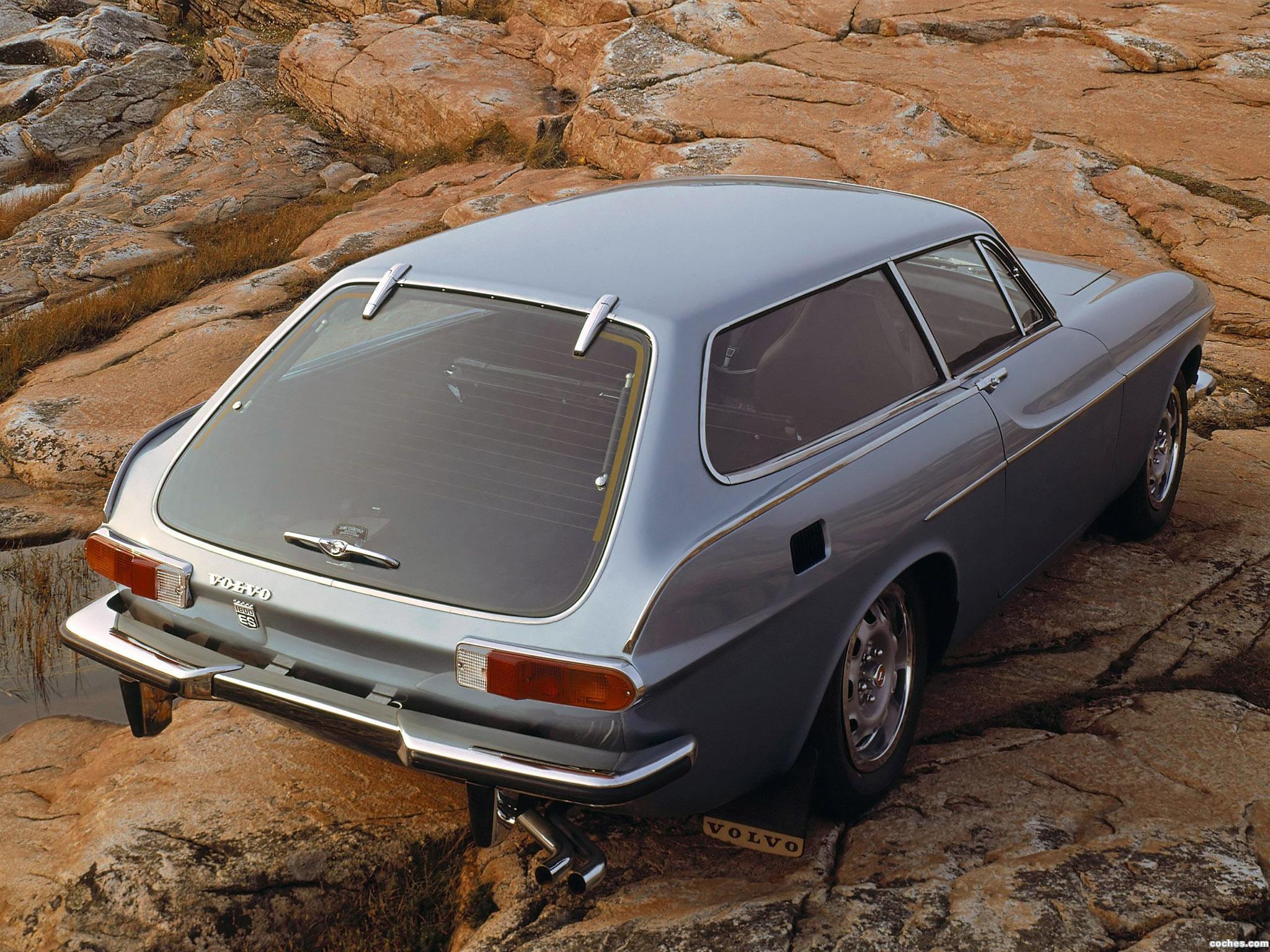 Foto 10 de Volvo 1800 ES 1972