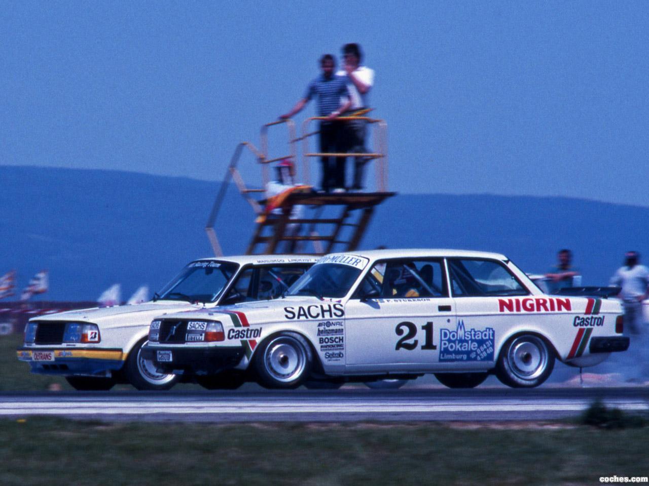 Foto 0 de Volvo 240 Turbo DTM 1984
