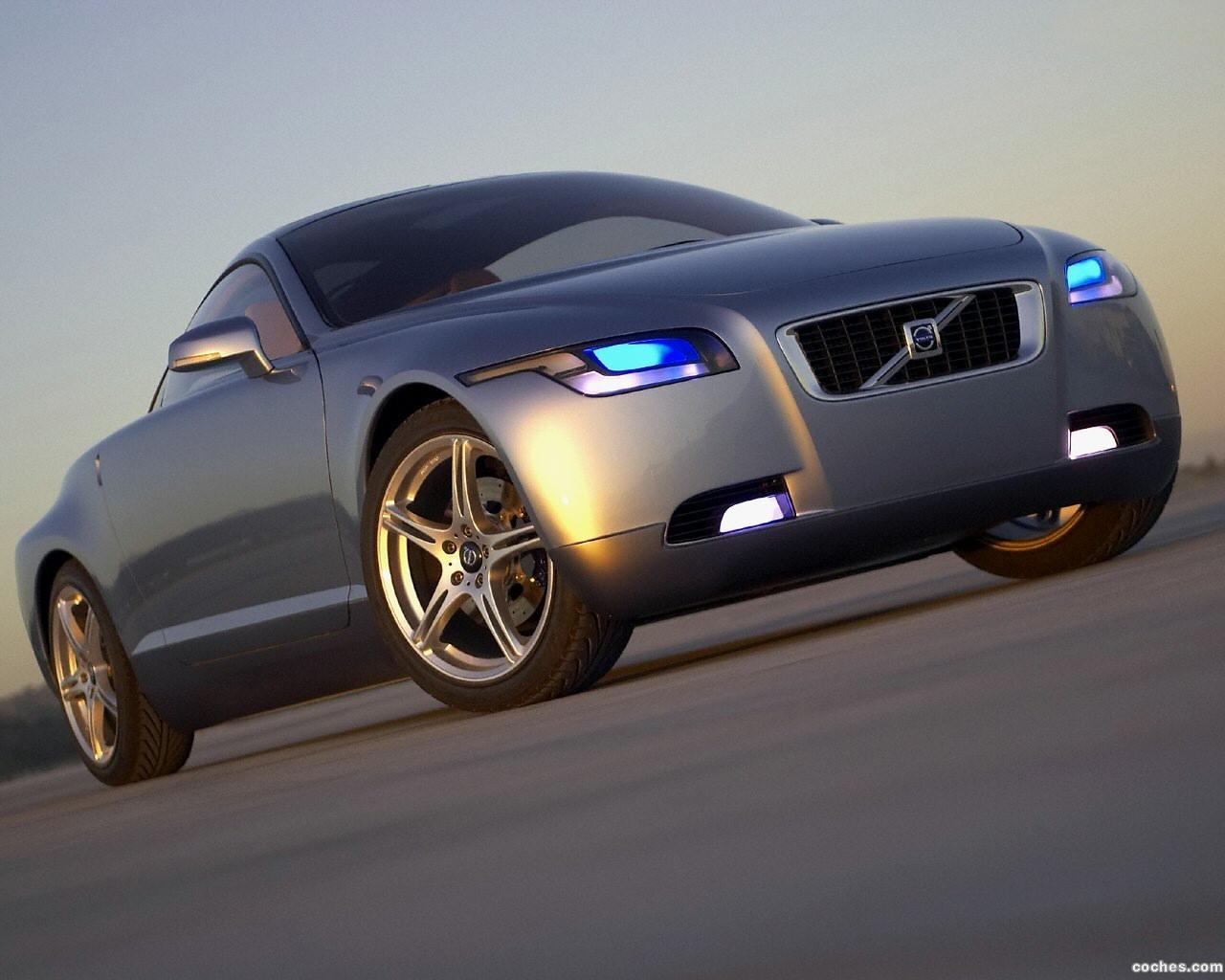 Foto 0 de Volvo 3CC Concept 2004