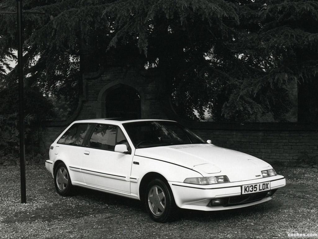Foto 0 de Volvo 480 UK 1987