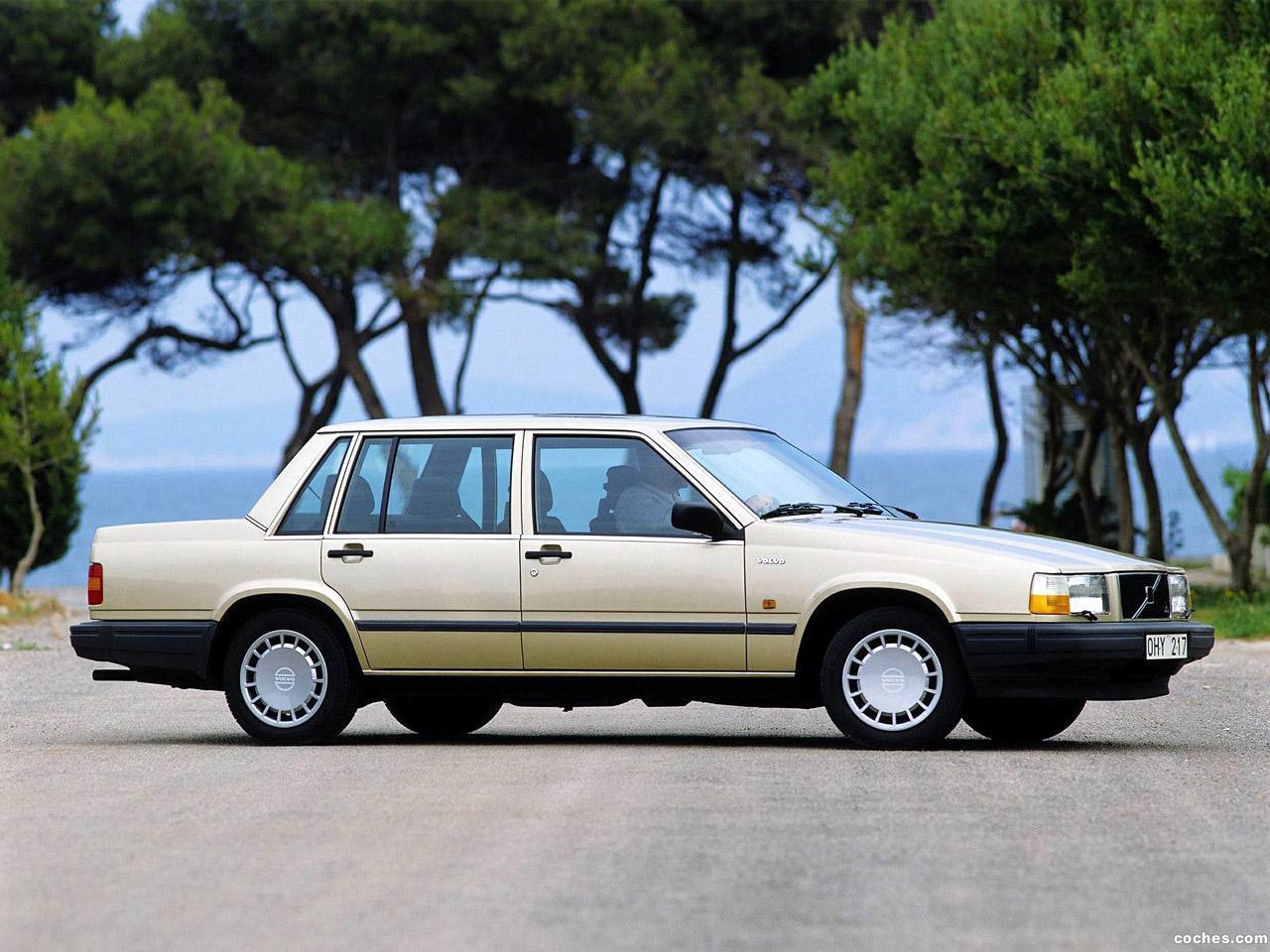 Foto 0 de Volvo 740 1990
