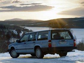Ver foto 2 de Volvo 740 Combi 1983
