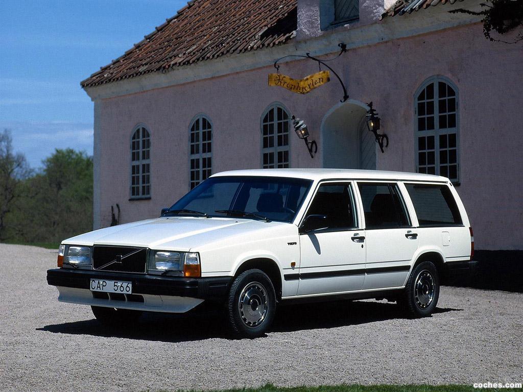 Foto 0 de Volvo 740 Combi 1983