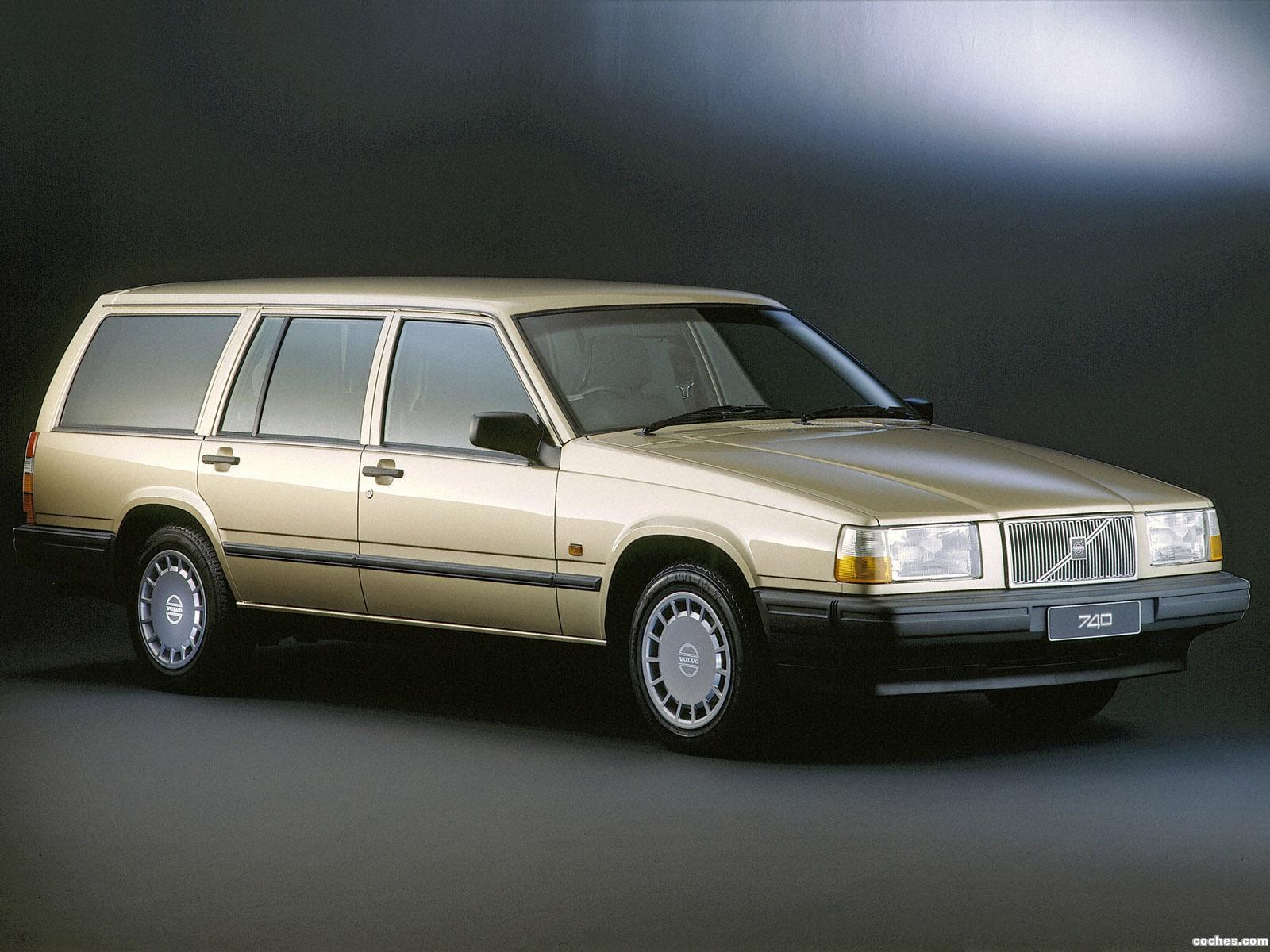 Foto 0 de Volvo 740 Combi 1990